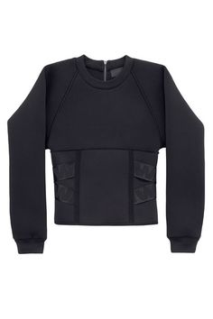 The ENTIRE Alexander Wang For H&M Collection — Right Here! #refinery29  http://www.refinery29.com/2014/10/76326/alexander-wang-hm-entire-collection-pictures#slide3  Alexander Wang for H&M Sweater, $59.95, available on November 6 at H&M.