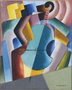 'Cello player' by Edmond Vandercammen