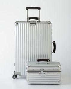 Grownup luggage.