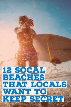California locals are trying to keep tourists in the dark about these secret OC beaches. Travel Expert, New Travel, Travel Goals, Travel Usa, Family Travel, Travel Guide, Orange County Beaches, Malta Beaches, Moving To San Diego