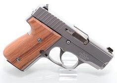 Kahr 9 concealed firearm.