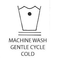 How to decipher laundry care symbols on clothes labels. Learn symbols for how to wash, dry, iron, bleach, and dry clean clothes. Laundry Care Symbols, Vinyl Shower Curtains, Permanent Marker, Save Yourself, Washing Machine, Things To Come, Cold, Cleaning, Dryer