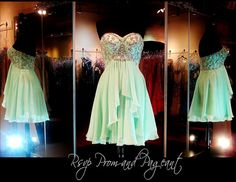 100HS0279250295 MINT HOMECOMING DRESS This Absolutely Adorable Dress in Mint Color features a Sweetheart Neckline with beautiful beading! Perfect for Homecoming, Sweet Sixteen, or any other formal!. ONLY at Rsvp Prom and Pageant in Lawrenceville, Georgia. Come and Try it on or buy it TODAY at http://rsvppromandpageant.net/collections/short-dresses/products/100hs0279250295-mint-homecoming-dress