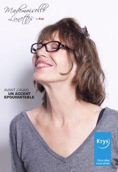 Jane Birkin - Krys (PUB 2011) - QUOI DE NEUF AU CINEMA - A LA POURSUITE DU  7EME ART - 2e072e0e6387