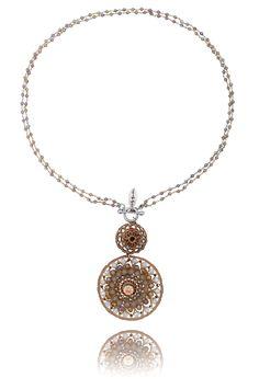 Naszyjnik NMS0121 #ByDziubeka #naszynik #necklace #jewelry #gift #prezent