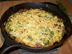 Amazing Healthy Breakfast Frittata (jpg image) | fliiby.com