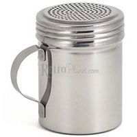Shaker Stainless Steel With Handle