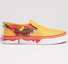 Burguer shoes