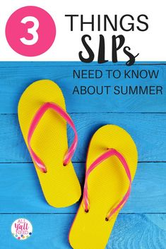 As an SLP do you find it hard to stop and take a rest when summer rolls around? Read my 3 tips to help you unwind and realize that you do deserve a break. Primary Classroom, Classroom Activities, Classroom Ideas, Speech Therapy Activities, Language Activities, Speech Language Pathology, Speech And Language, Receptive Language, Summer Rolls