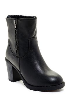 Knit Lined Bootie by Carrini on @nordstrom_rack