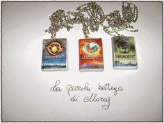 La Piccola Bottega di Morry: Mini-libri Divergent