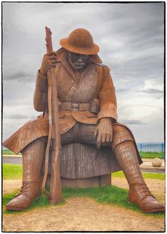 Tommy at Seaham