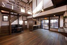 那須建設の注文住宅・事例紹介「城下町を彩る古民家風住宅」です。写真や間取り、価格など、詳しい事例をご覧いただけます。注文住宅のことなら注文住宅の総合情報サイト・ハウスネットギャラリー