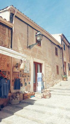 Pollenca auf Mallorca! Eine wunderschöne Stadt mit tollen Läden!