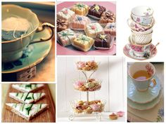 Image detail for -How to Have a Tea Party | Little Things Favors