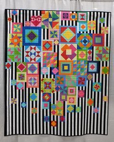 Gypsy Wife by Catherine Mosely   The coolest gypsy wife quilt I have seen.