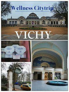 TRAVEL   Wellness CityTrip: Vichy France