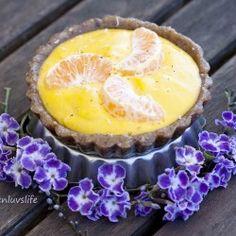 Amazing mandarin tarts