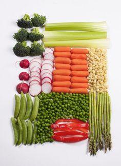 I love vegtables
