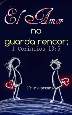 El Amor no guarda rencor