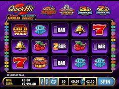 Quick hit Black Gold - Hrací automat Quick hit Black Gold patrí medzi klasické automaty, s ktorými však nikdy nie je nuda. Čakajú tu na Vás skvelé ceny, na 30 výherných líniách. V automate hráte s ovocnými symbolmi a špeciálnymi symbolmi, spúštajúcimi funkcie. #hracieautomaty #vyherneautomaty #automatovehry #vyhra #jackpot #QuickhitBlackGold