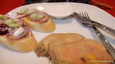 Motoros konyhája - Zsírban sült hízott libamáj Chicken Recipes, Turkey, Eggs, Cooking, Breakfast, Food, Kitchen, Morning Coffee, Turkey Country