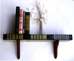 Yes, Teacher!: Bookshelf Envy