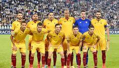 Equipos de fútbol: SEVILLA contra Juventus 14/09/2016