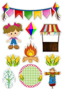 Ideas Para Fiestas, Cake Toppers, Arts And Crafts, Birthday Parties, Clip Art, Kids Rugs, Scrapbook, Animal, Cricut