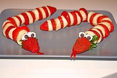 Erdbeer-Bananen-Schlange 1