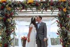 Casamento na Praia | Marilia + Adam | Vestida de Noiva | Blog de Casamento por Fernanda Floret