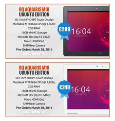 The world's first #ubuntu #tablet is now available for preorder worldwide! #linux #opensource by omgubuntu