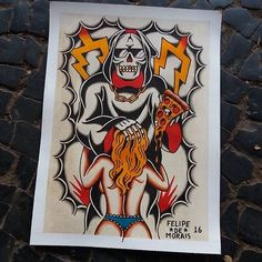 Flash by @mortodfome #trflash#traditional_flash#tattoo#tattooflash#traditional#traditionaltattoo#traditionalflash#tattooart#flash#art#illustration#drawing