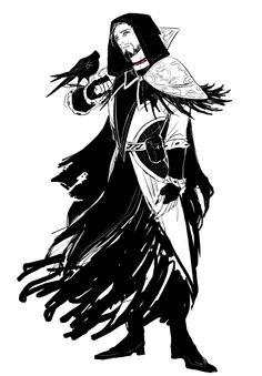 medivhing: The headless raven
