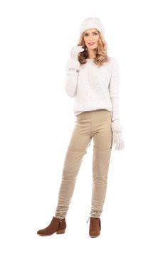 Prešívané nohavice