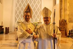 Archbishop invites ordinariate into 'the very heart of the diocese' | CatholicHerald.co.uk