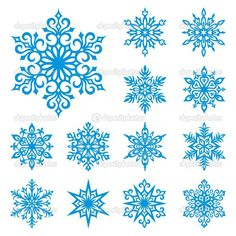 снежинки вышивка крестиком - Поиск в Google