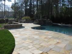 pool pavers in the summer  http://www.artisticpavers.com/