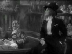 Marlene Dietrich & Gary Cooper in Morocco - pre-code days (1930) risque!!