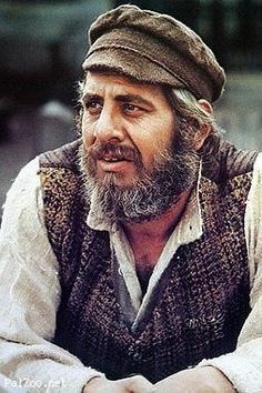 f70a23767cb Topol In Fiddler On The Roof 1971 This is by far my favorite character in the  movie.