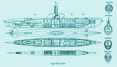 German Type-XX1 U-boat (*'Elektroboote'*)