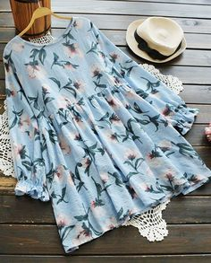 Cupshe Lying in Flowers Casual Dress Pakistani Dresses Casual, Indian Gowns Dresses, Casual Dresses, Casual Outfits, Frock Fashion, Hijab Fashion, Fashion Outfits, Stylish Dresses For Girls, Stylish Dress Designs