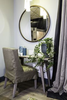 Sprout and St Leger and Viney in the Decorex Designer Spotlight Spotlight, Oversized Mirror, Furniture, Design, Home Decor, Decoration Home, Room Decor, Home Furnishings