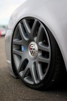 Volkswagen Golf R32#Helios suspension orgasm