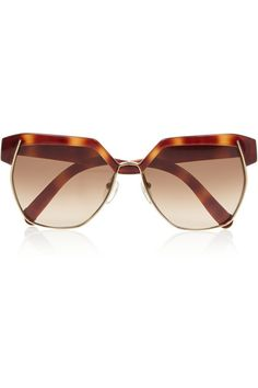 75729e6cd26c Chloé - Square-frame acetate sunglasses