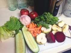 more reasons I want to start juicing!  let them drink juice! | the daybook