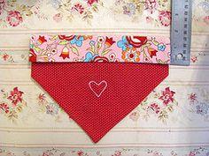 dog bandana pattern