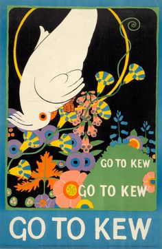 Go to Kew - Maxwell Ashby Armfield (1915) -