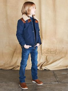 Finger in The Nose,  French interpretations of USA style for boys fashion fall 2013