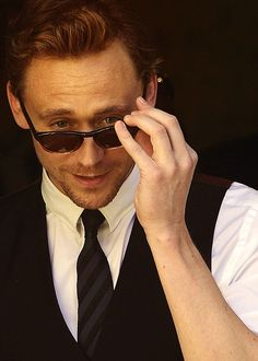 theblueboxonbakerstreet:    ♦ Tom Hiddleston - 34/100